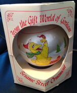 Gorham 1980 christmas ornament 2