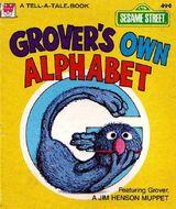 Grover's Own Alphabet