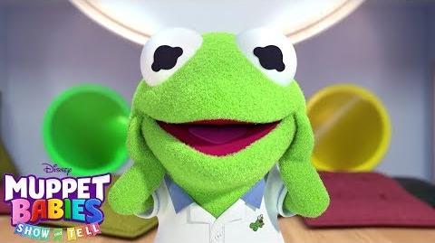 Kermit's Show and Tell