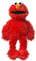Sesame place plush elmo puppet 15-5