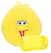 Bossini cushion and fleece blanket 2013 20