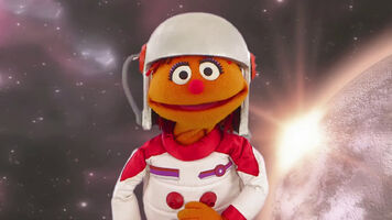 Chamki astronaut
