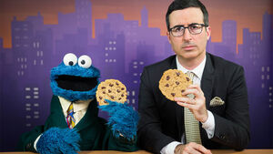 Cookie Monster - John Oliver