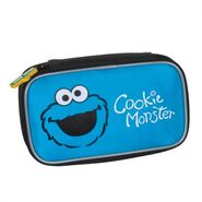 Dreamgear cookie monster soft case