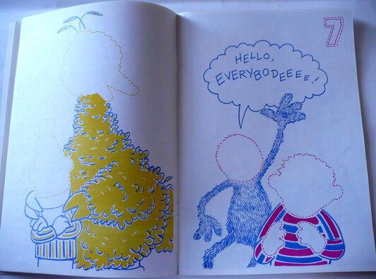 Grover sticker book 5