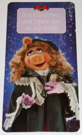 Hallmark 1983 christmas card 1