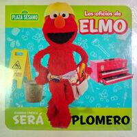 Los oficios de Elmo - Plomero