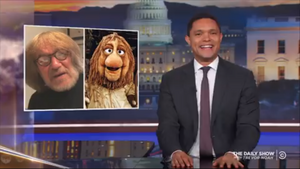 May 1 2018 Daily Show Muppets
