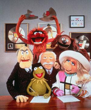 Muppets BMG Kidz