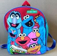Romar monsters backpack 1