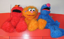 Sesame Place Plush (10)