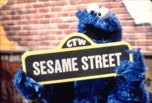Cookie sesame sign