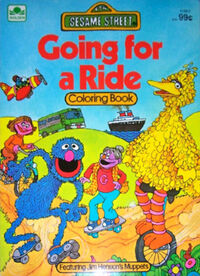 Goingforaridecbook