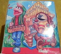 Kleenex 1988 muppet tissue box 1