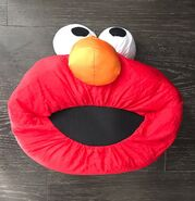 Play by play play faces nylon pillow elmo 1