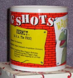 Presents mug kermit