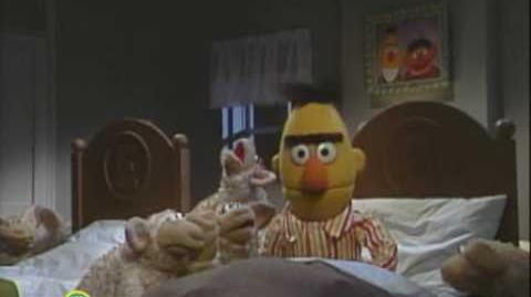 Sesame Street Bert's Blanket