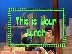ThisisYourLunch