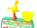 Big Bird's Mystery Bank