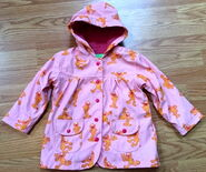 Hatley 2012 raincoat elmo 2