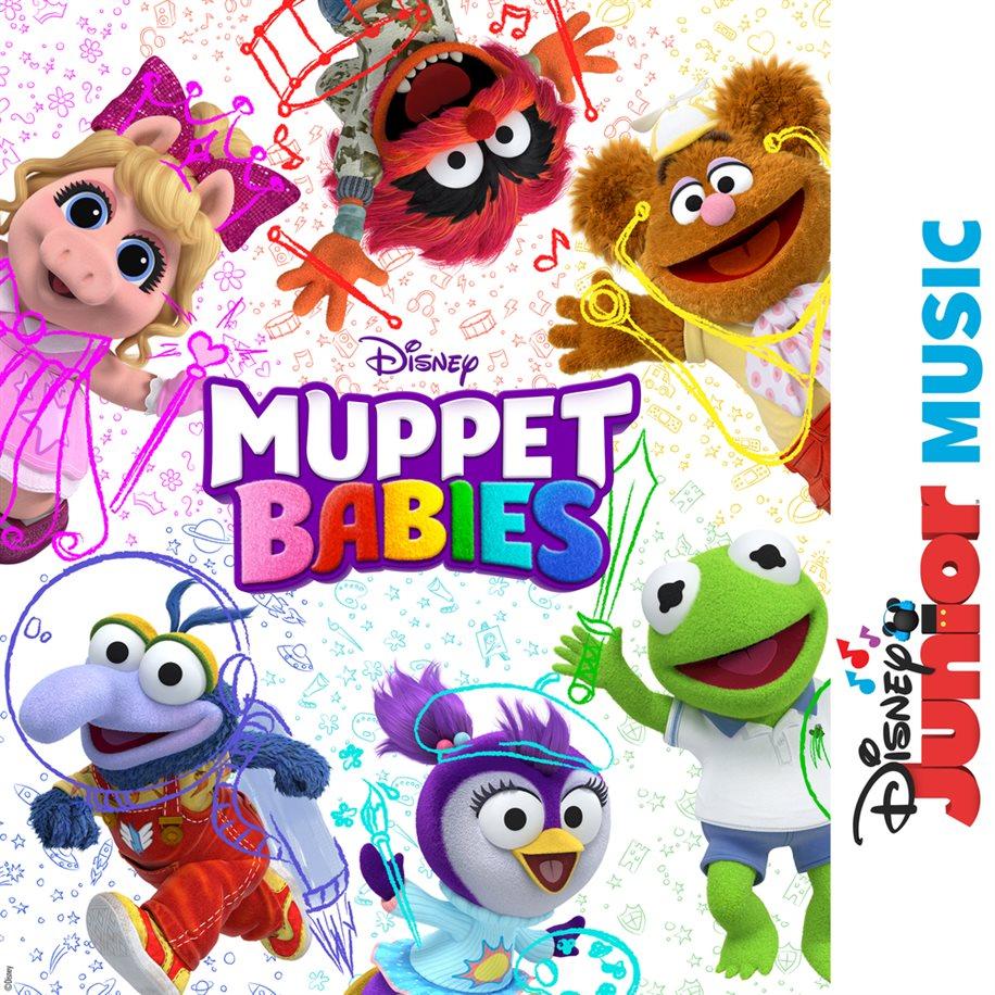 Disney Junior Music: Muppet Babies | Muppet Wiki | FANDOM ...