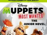 Muppets Most Wanted: The Junior Novel