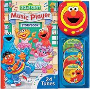 Music Player Storybook