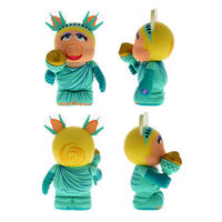 Piggy liberty vinylmation