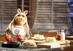 Piggy masterchef 1