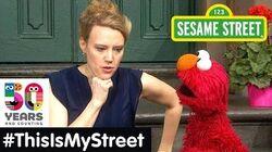 Sesame Street Memory Kate McKinnon ThisIsMyStreet
