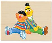 Stampabilities best of friends bert n ernie