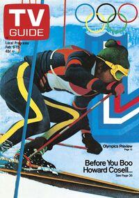 TV Guide February 9, 1980