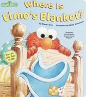 Where Is Elmo's Blanket?