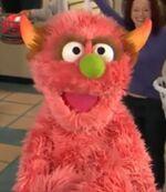 AM Monster- Tangerine Pink