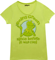 BeingGreenSinceBeforeItWasCool-Junior-MuppetShirt
