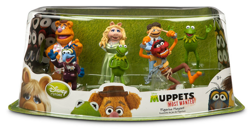 DisneyStore-MuppetsMostWanted-FigurePlaySet-Box