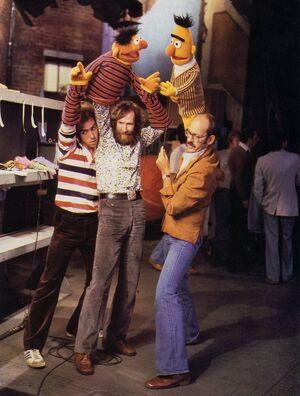 Ernie bert jim frank