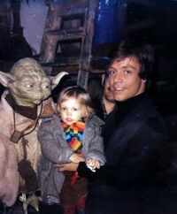 Frank Oz Yoda Mark Hamill