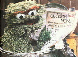 Grouch News New Dump