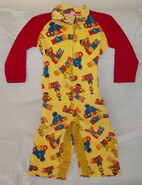 Jc penneys toddle time corduroy jumpsuit 1