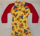 Sesame Street toddler clothing (JC Penney)