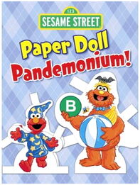 Paper doll pandemonium