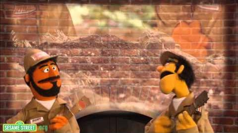 Sesame Street Song - Dirt Dirt Dirt