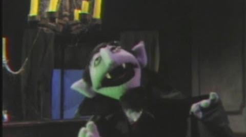 Sesame Street Song of the Count