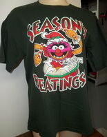 Animal season's beatings shirt