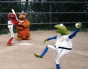 Baseball-Muppets