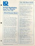 CTW Archives UMD Script Highlights Season 11-12 1376