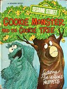 GoldenBook1979CookieMonsterCookieTree