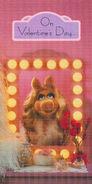 Hallmark piggy kermit valentines set 82 83 84 2
