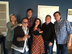 Heather Kenyon, Mark Myers, Matt Daley, Marah Strauch, Michael Davis, and Trevor Crafts